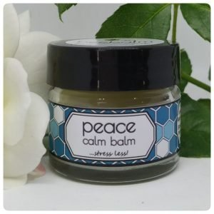 Peace calm Balm for stress relief