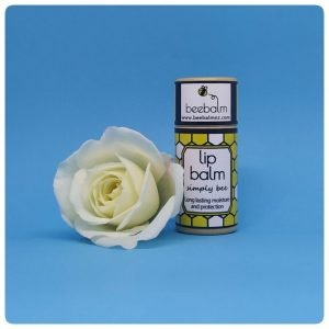Simply Bee natural lip balm