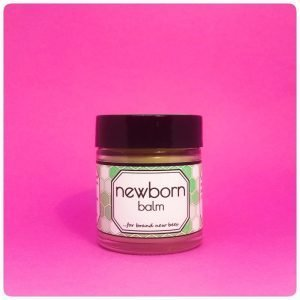 New born balm is safe and natural and gentle enough to use from birth for newborn rash and dry skin